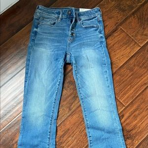 NWT Ladies AE jeans